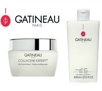Set Gatineau Paris Collagene Expert Wrinkles Day Night Crème & Makeup Cleanser