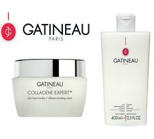 Set Gatineau Paris Collagene Expert Wrinkles Day Night Crème & Makeup Cleanser