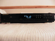 Marantz CD-53 Stereo Compact Disc Player CD PLAYER HAS FAULTY DRAW