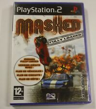 JEU SONY PS 2 Mashed Fully Loaded  neuf   vf