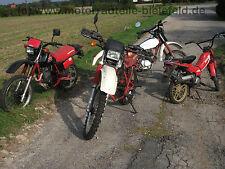 Honda XL 250 350 500 600 R ND MD PD 03 Hinterrad wheel