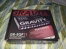 Gravity Greqp11 Professional Digital Bass Machine