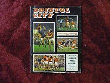 Bristol City v QPR  Div1  19-3-77