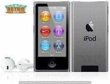 Apple iPod nano 7th Generation Black (16 GB) Mp3 Bluetooth - Latest Model