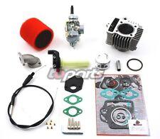 Motoped 88cc Big Bore Kit 20mm Carb Kit Throttle Kit 52mm Motoped New !!