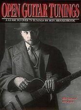 Open Guitar Tunings, Hal Leonard Corp., 0931759471, Book, Good