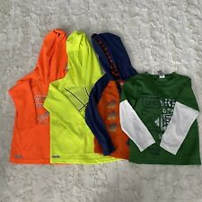 Toddler Boys 3T Long Sleeve Shirts Lot- Assorted Brands