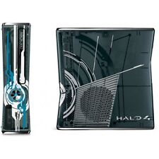 Microsoft Xbox 360 Slim Halo 4 Limited Edition 320 GB Blue Console