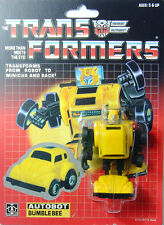 Transformers Bumblebee G1 Re-issue Brand NEW COLLECTION MISB  Toys & Gifts
