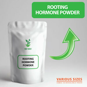 Rooting Powder BOOST Hormone Growth Perfect for Hydroponics & ANY Plant Cuttings