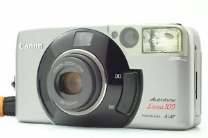 [Exc+5] Canon Autoboy Luna 105 Panorama Ai AF 35mm Film Camera From JAPAN