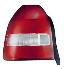 Left Tail Light Fits 1999-2000 Honda Civic Hatchback # 33551S03A01