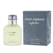 Dolce & Gabbana Light Blue pour Homme Eau De Toilette EDT 75 ml (man)
