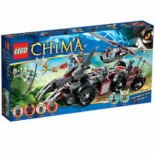LEGO Legends of Chima Worriz' Großer Wolfstruck (70009) NEU OVP
