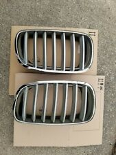 07-13 BMW E70 E71 X6 X5 Left Right Front Center Hood Kidney Grill Grille OEM