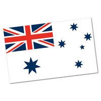 Australian Flag Sticker Decal Boat Fishing Tackle 4x4