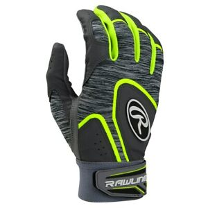 Rawlings 5150 Youth Baseball Batting Gloves - Optic Yellow (NEW) Lists @ $22