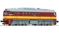 """Roco 36274 Diesellokomotive T 781 der CSD Spur TT """"Neu"""""""