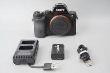 Sony A7 24.3MP Mirrorless Digital Camera, FE Full-Frame a7 A7 ILCE7