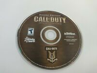 Call of Duty Deluxe Edition Official Soundtrack CD Only