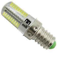 2pcs E14 SMD LED 5W 500LM 72-4014 Silicone Light Bulb AC 110V/220V Lamp Dimmable