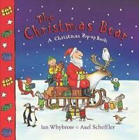 The Christmas Bear, Whybrow, Ian | Paperback Book | Good | 9781405053105