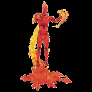 Marvel Select Human Torch Action Figure - Brand New