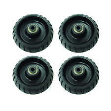 4 Pack Stryker Stretcher Cot Wheels MXPro, Bariatric, 6500, 6082, 6090, EMS EMT