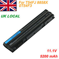 Laptop Battery for DELL T54FJ 8858X Latitude E5420 E5520 E5530 E6420 E6430 E6520