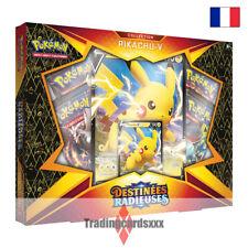 Pokémon - Coffret Collection EB04.5 Destinées Radieuses : Pikachu-V