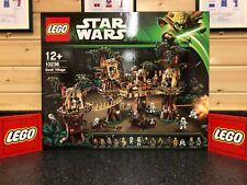BNISB LEGO Star Wars Ewok Village (10236)