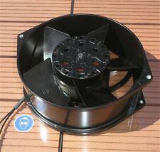 _ ca 150mm Lüfter Ventilator 230V Volt AC ebm Papst W2S130-BM03-01 +SdfkPlakette