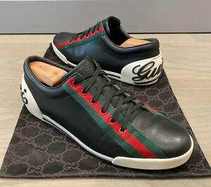 Gucci Men's Boulevard Sneakers Sz 9.5 D =  US 10 *Authentic*