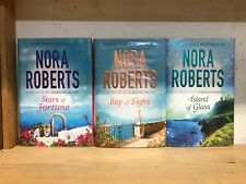 The Guardians trilogy, by Nora Roberts, collection of 3 adult fiction books