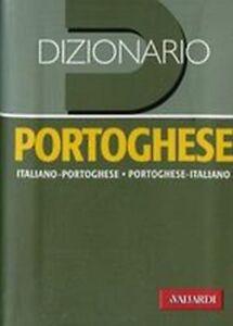 Dizionario Tascabile Italiano Portoghese - Portoghese Italiano Vallardi 2012