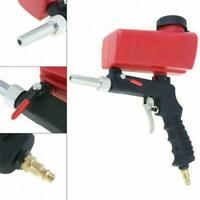 Portable 90psi Air Sand Blaster Gun Abrasive Media Handheld Sand Blasting Gun