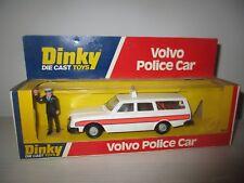 VOLVO POLICE CAR 243 DINKY TOYS