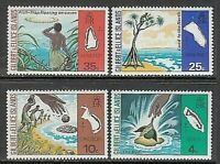 Gilbert And Elice - Mail Yvert 240/3 MNH