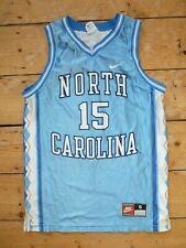 small Original NORTH CAROLINA BASKETBALL SHIRT Nike 15 Sky Blue Top