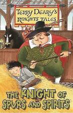 The Knight of Spurs and Spirits (Knights' Tales), New, Terry Deary Book