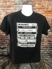Hip Hop Cassette Tape Graphic T-Shirt Public Enemy Ice T Wu Tang Nas Dr. Dre L
