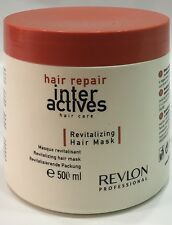 Revitalizing Hair Mask Mascarilla Revitalizante Cabello Dañado 500ML RevloN