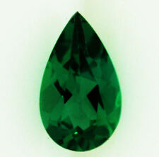 Colombia Pear Loose Emeralds