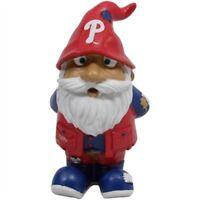 "PHILADELPHIA PHILLIES Garden Gnome - 8"" Stumpy MALE"