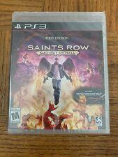 Saints Row PS3 Game