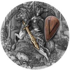 2020 Niue 5$ Woman Warrior Valkyrie Mint Of Poland 2oz