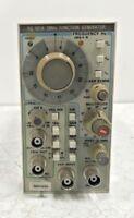 Tektronix FG 501A 2 MHz Function Generator Plug In (FG501A)