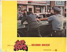 The Super Cops 1974 11x14 Lobby Card #4
