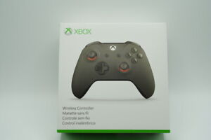 New Xbox One Wireless Controller Green / Orange Model 1708 (Exclusive)