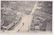 CPA 75012 PARIS Crue de la Seine 1910 rue de Bercy  Edit ELD